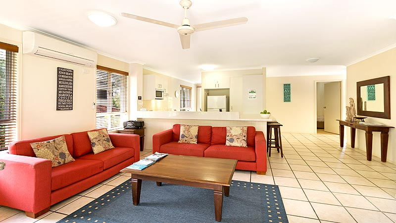 apartment accommodation in noosaville