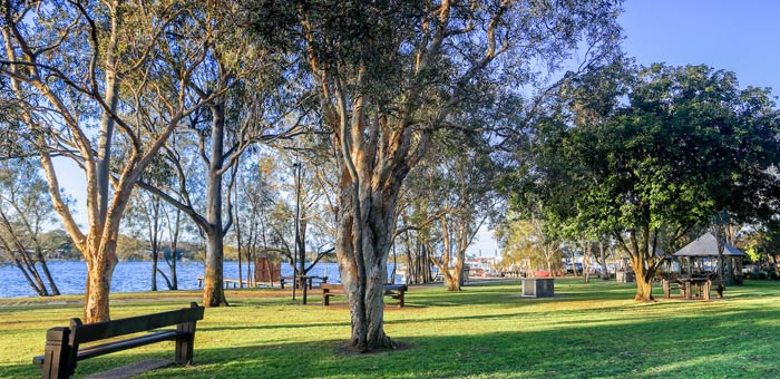 Accommodation-In-Noosa-River