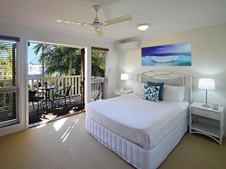 Noosa Accommodation Sunset Cove One Bedroom 1
