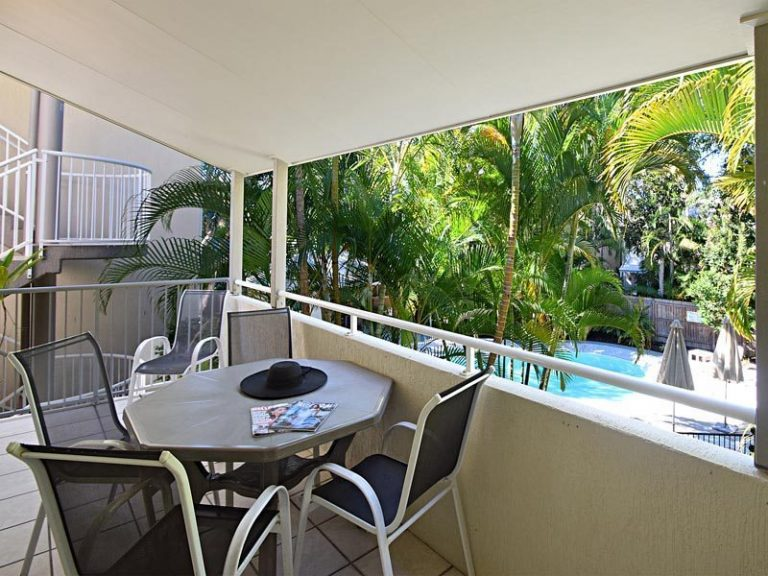 Noosa Accommodation Sunset Cove One Bedroom 13