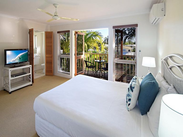 Noosa Accommodation Sunset Cove One Bedroom 2