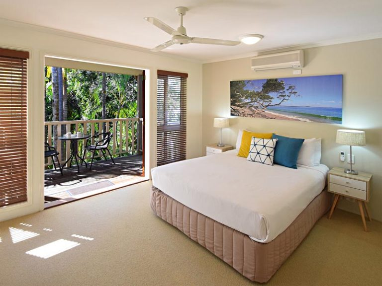Noosa Accommodation Sunset Cove One Bedroom 4