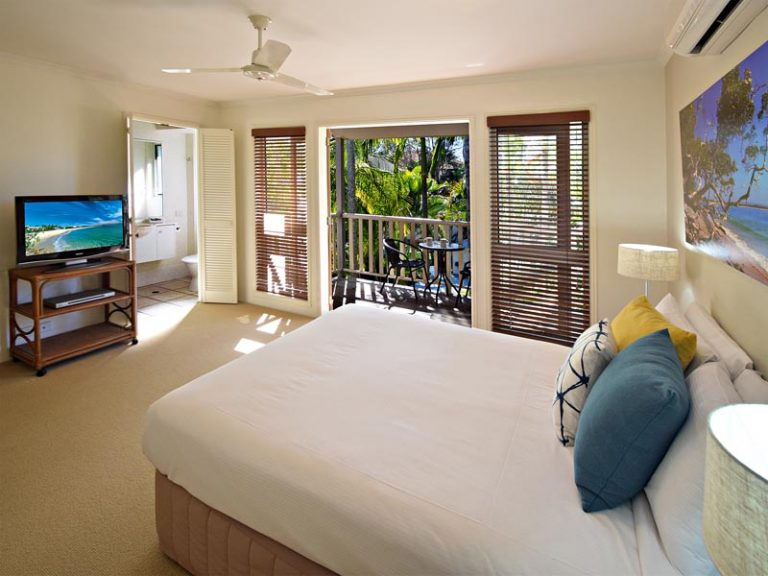 Noosa Accommodation Sunset Cove One Bedroom 5