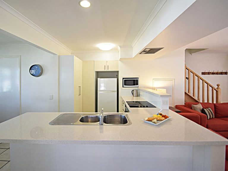 Noosa Accommodation Sunset Cove Three Bedroom 1