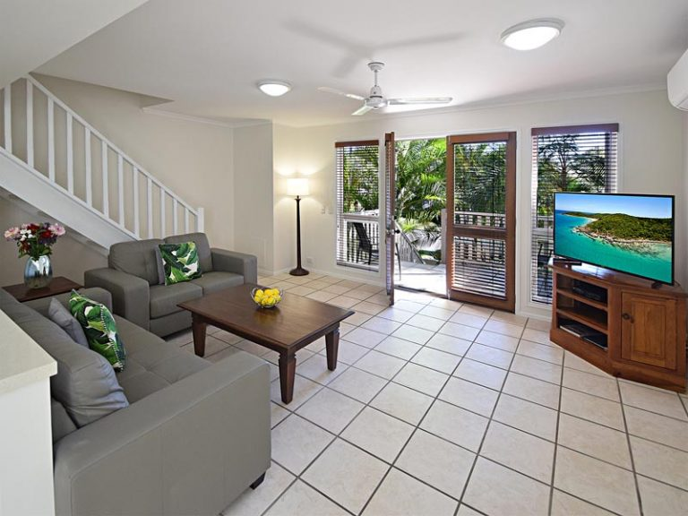 Noosa Accommodation Sunset Cove Three Bedroom 11