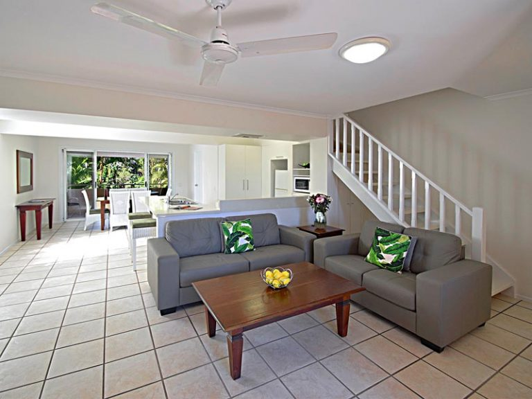 Noosa Accommodation Sunset Cove Three Bedroom 12