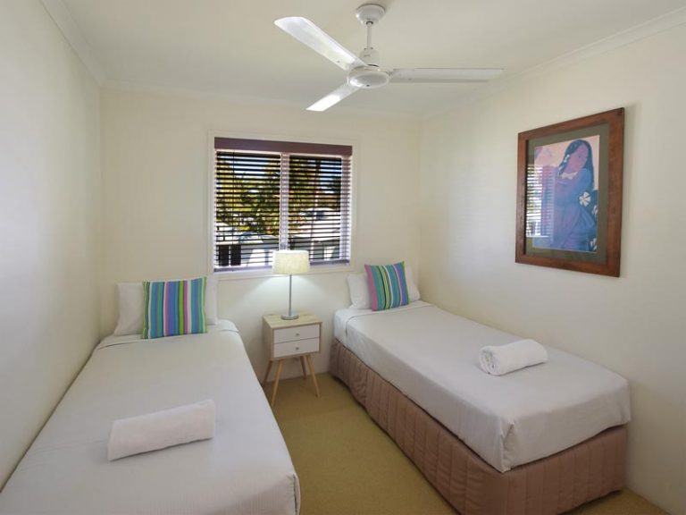 Noosa Accommodation Sunset Cove Three Bedroom 14
