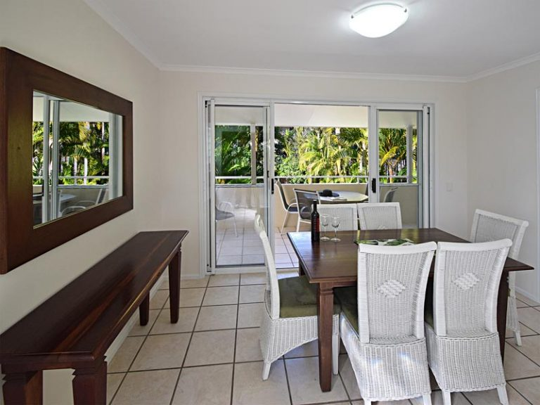 Noosa Accommodation Sunset Cove Three Bedroom 16