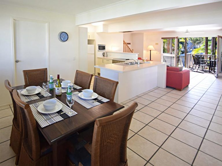 Noosa Accommodation Sunset Cove Three Bedroom 4