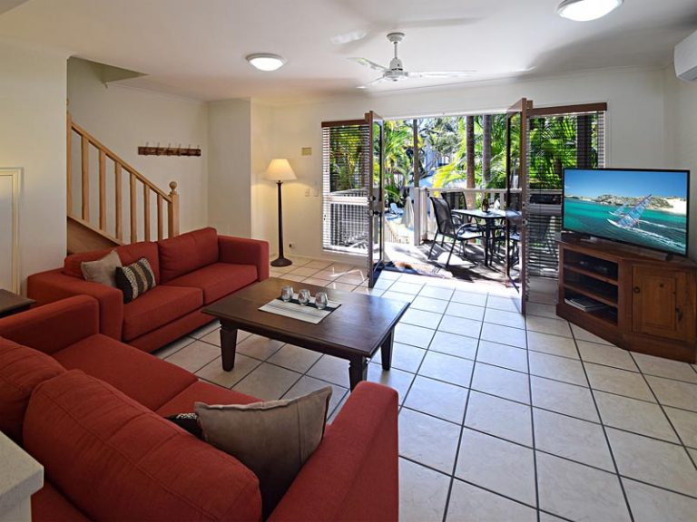 Noosa Accommodation Sunset Cove Three Bedroom 5