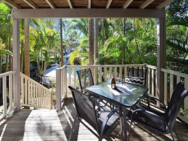 Noosa Accommodation Sunset Cove Two Bedroom 13