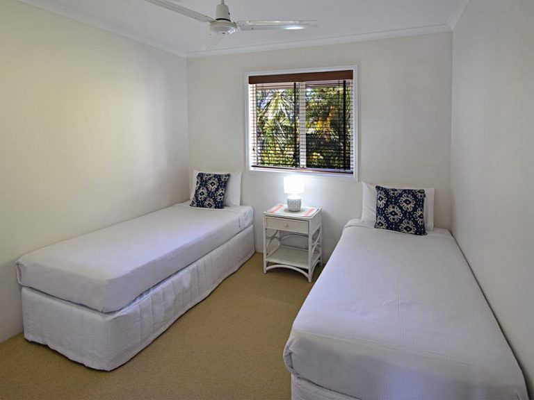 Noosa Accommodation Sunset Cove Two Bedroom 14
