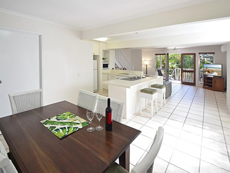 Noosa Accommodation Sunset Cove Two Bedroom 9